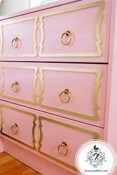 Ikea Kommode Rosa - 15 ikea hacks colorful and chic diy ideas gold kommode