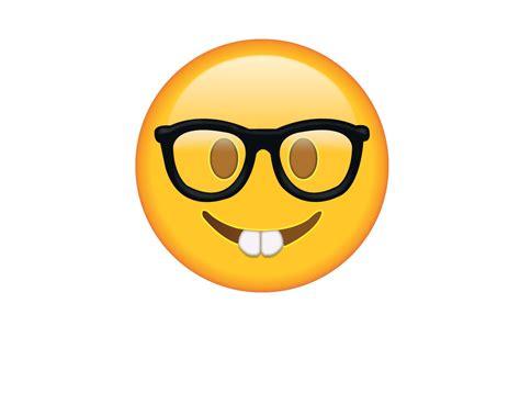 Nerd Emoji Facebook