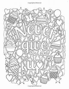 inspirational coloring book for and