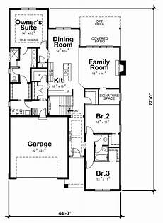 e plans ranch house plans ranch style house plan 3 beds 2 baths 2071 sq ft plan