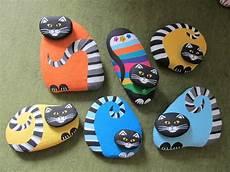 Stein Katzen