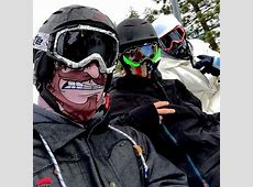 ski bandana face mask