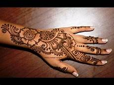 Beautiful Simple Mehndi Henna Designs For 2016