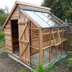 plan cabanon de jardin grow and store un combin 233 bien pens 233 d abri de jardin et