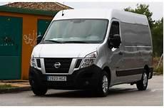 Transporter Nissan Nv400 Mit Front Oder Heckantrieb