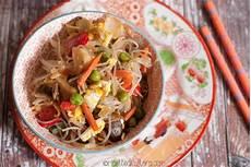 come cucinare gli spaghetti di soia spaghetti di soia con verdure ricette di cultura