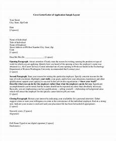 94 best free application letter templates sles pdf doc free premium templates