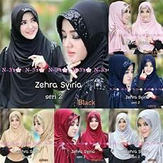 Jual Jilbab Syar I Zehra Model Jilbab Terbaru 2019