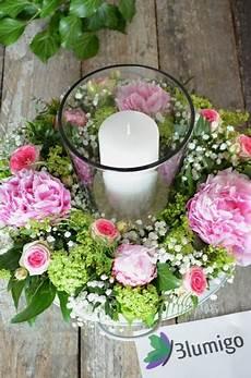 Tischdeko Selber Machen Sommerliche Blumendekoration Mit
