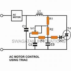 how to make a simplest triac dimmer switch circuit circuit diagram centre