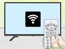 4 Ways To Connect Pc To Tv Wikihow