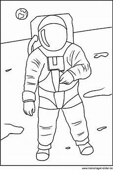 ausmalbilder astronaut 01 ausmalen ausmalbilder
