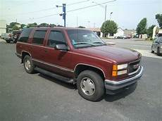 how to fix cars 1998 gmc yukon transmission control sell used 1998 gmc yukon slt sport utility 4 door 5 7l hot deal hurry in dearborn michigan