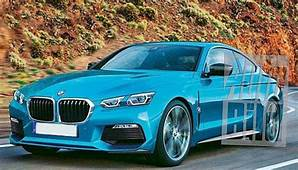2019 BMW 4 Series Gran Coupe Redesign Could Be Quite A