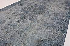 teppich grau blau vintage teppich blau grau in 270x160 1011 5163 bei