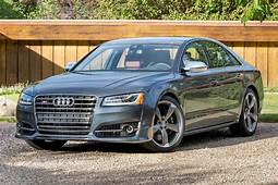 2018 Audi S8 ReviewTrims Specs And Price  CarBuzz