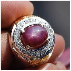 jenis batu cincin akik termahal indonesia dan dunia batu permata star ruby tanzania batu