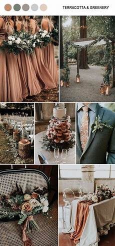 10 Amazing Fall Wedding Colors To Inspire In Part One
