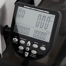 machine console waterrower s1 rowing machine with s4 monitor