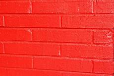 wand rot streichen painted brick wall picture free photograph photos