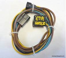1967 gto heater wiring diagram 1967 gto lemans tempest non air heater wire harness 66 67 ebay