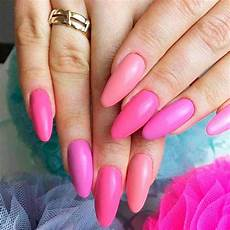 brilliant pink acrylic nails to try naildesignsjournal com