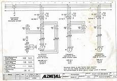 electrical schematic for two speed motor mystery image