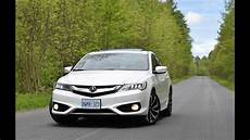 2016 acura ilx a spec test drive youtube