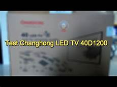 test changhong led tv 40d1200