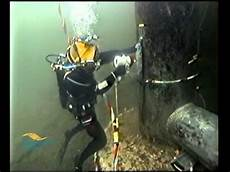 commercial divers perform 3 1u non destructive testing