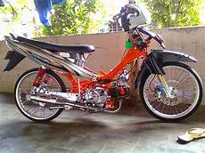 Modifikasi Warna Motor Jupiter Z 2005 by Modifikasi Motor Jupiter Z Racing Thecitycyclist