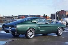 1967 Ford Mustang Custom Fastback 162686