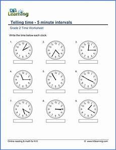 time measurement worksheets for grade 2 1615 grade 2 telling time worksheet on telling time 5 minute intervals time worksheets telling