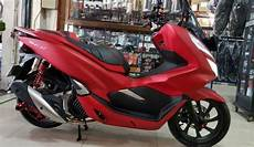 Variasi Pcx New by All New Honda Pcx 175cc Yonk Jaya