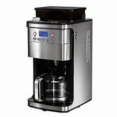 kaffeemaschinen mit mahlwerk im test produkte im test