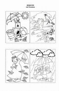 seasons worksheets for grade 4 14737 seasons esl worksheet by miss catyka