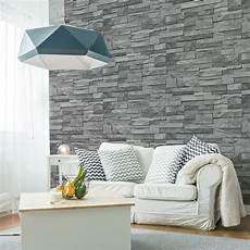 inspiration papier peint imitation brique ou bois