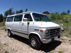 old car owners manuals 1994 chevrolet sportvan g20 windshield wipe control barn find 1994 chevrolet g20 van 3rd row 54k orig miles survivor classic chevrolet g20 van