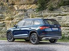 Skoda Kodiaq Scout 2018 Picture 22 Of 39