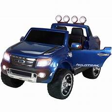 ford ranger accu kinder auto 2 persoons 12v 2 4g rc blauw
