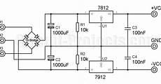 power supply stabilizer skema elektronika stabilizer power supply 2 output skema rangkaian elektronika
