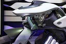 MOTOROiD  Tokyo Motor Show 2017 Event YAMAHA MOTOR CO