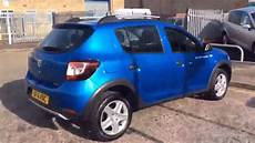 Dacia Sandero Stepway Ambiance Tce Blue 2014