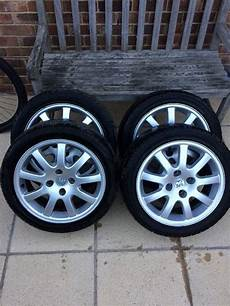 peugeot 206 gti alloy wheels with tyres in portslade