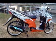 Vario Modif Simple by Motor Trend Modifikasi Modifikasi Motor Honda