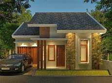 Gambar Rumah Minimalis Satu Lantai Unik Gaya Baru 2014