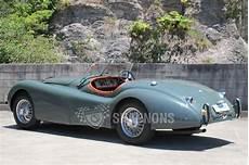 sold jaguar xk 120 roadster auctions lot 19 shannons