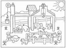 ausmalbilder bauernhof playmobil aiquruguay