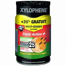 Traitement Du Bois Multi Usages Aqueux 6 L Xylophene