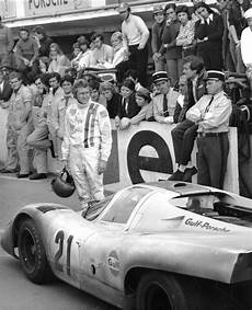 you can buy the car steve mcqueen drove in le mans